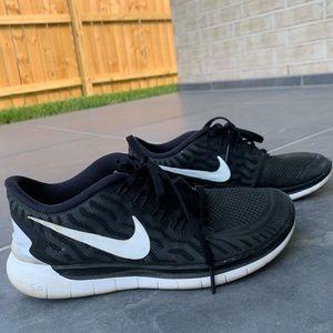 Nike Free 5.0 Running Shoes 6 1/2